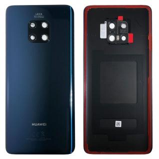 Huawei Akkudeckel Akku Deckel Batterie Cover Blau für Mate 20 Pro 02352GDE Neu