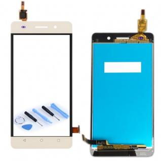 Ersatz Display LCD Komplett Einheit für Huawei Honor 4C / G Play Mini Gold Neu