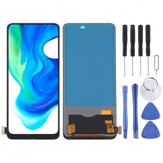 Für Xiaomi Poco F2 Pro Display Full TFT LCD Touch Screen Reparatur Schwarz Neu