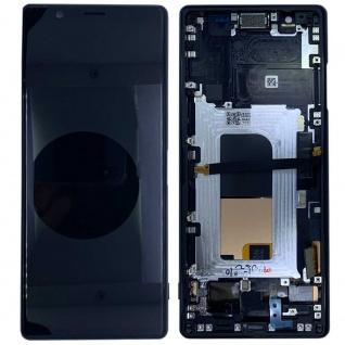 Sony Display LCD für 1319-9383 Xperia 5 J8210 J9210 Reparatur Ersatzteil Schwarz