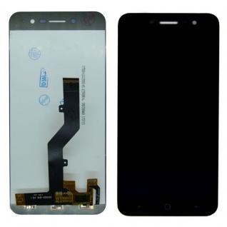 Für ZTE Blade A520 Reparatur Display LCD Komplett Einheit Touch Schwarz Ersatz