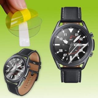 Für Samsung Galaxy Watch 3 45mm Bluetooth TPU Folie Transparent Schutz Zubehör