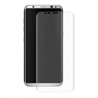 Hybrid TPU gebogene Panzerfolie Folie Schutz für Samsung Galaxy S8 G950 G950F