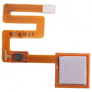 Für Xiaomi Redmi Note 4 Finger Sensor Flexkabel Taste Ersatzteil Silber Neu Top