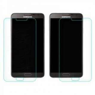 Premium 0, 3 mm Panzerfolie Schock Folie für Samsung Galaxy Note 3 N9000 N9005 - Vorschau 3