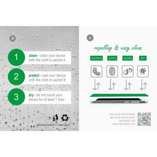 Universal Nanobeschichtung Liquid Glass + Poliertuch für Smartphones & Wearables - Vorschau 3