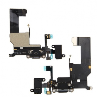 Ladebuchse für Apple iPhone 5 Flexkabel Dock Connector Flex Antenne Zubehör NEU 1