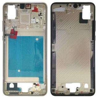 Gehäuse Rahmen Mittelrahmen Deckel für Huawei P20 Gold Reparatur Ersatz Teil Neu