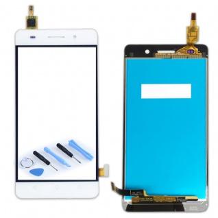 Ersatz Display LCD Komplett Einheit für Huawei Honor 4C / G Play Mini Weiß Neu