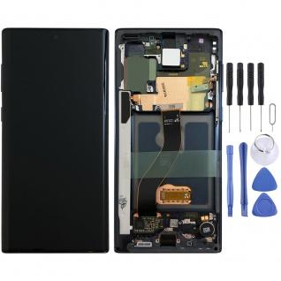 Samsung Display LCD Einheit für Galaxy Note 10 N970F GH82-20818A Schwarz Ersatz