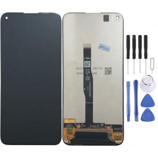 Für Huawei P40 Lite Display Full LCD Touch Einheit Ersatzteil Reparatur Schwarz