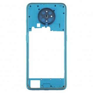 Mittelrahmen für Nokia 5.3 Grün LCD Rahmen Gehäuse Zubehör Ersatzteil - Vorschau 3