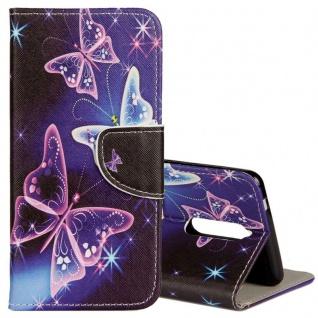 Schutzhülle Motiv 24 für Nokia 8 2017 Tasche Hülle Case Zubehör Cover Etui Neu
