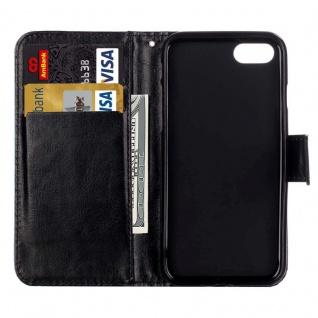 Schutzhülle Muster 73 für Apple iPhone 7 Bookcover Tasche Case Hülle Wallet Etui - Vorschau 2
