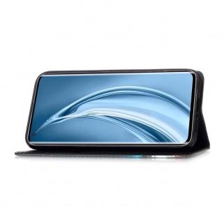 Für Xiaomi Mi 10S Kunst-Leder Handy Tasche Motiv 5 Hülle Case Etuis Schutz Cover