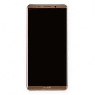 Huawei Display LCD Einheit Rahmen für Mate 10 Pro Service Pack 02351RQM Braun - Vorschau 2