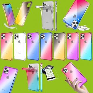 Für viele Smartphone Modelle Farben Design Silikon Tasche Case Hülle Cover Etuis