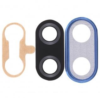 Camera Lens für P Smart Plus / Nova 3i Blau Linse Ersatzteil Reparatur Flexkabel - Vorschau 1