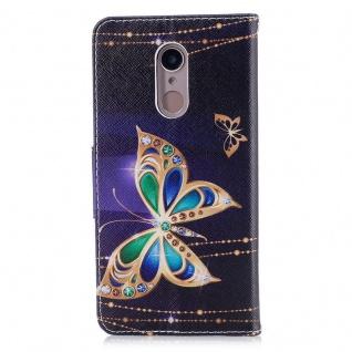 Tasche Wallet Book Cover Motiv 35 für Xiaomi Redmi 5 Hülle Case Etui Schutz Neu - Vorschau 4