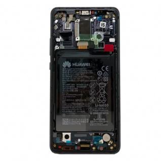 Huawei Display LCD Einheit Rahmen für Mate 10 Pro Service Pack 02351RVN Grau - Vorschau 3