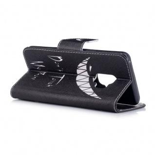 Tasche Wallet Book Cover Motiv 25 für Samsung Galaxy S9 G960F Hülle Case Etui - Vorschau 2