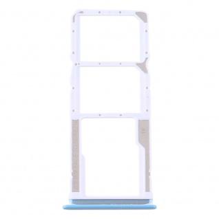 Sim Card Tray für Xiaomi Redmi 10X 4G Weiß Karten Halter Holder Ersatzteil