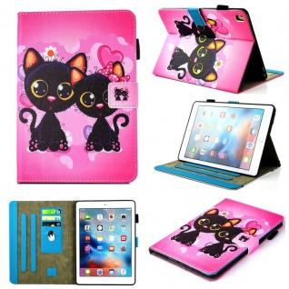 Schutzhülle Motiv 77 Tasche für NEW Apple iPad 9.7 2017 Case Etui Cover Design