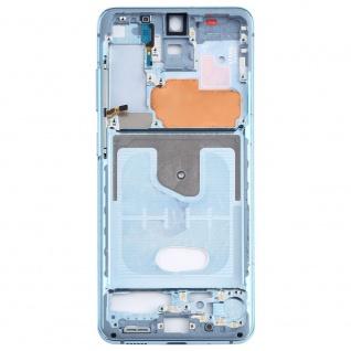Mittelrahmen Samsung Galaxy S20 5G Blau Middle Frame Zubehör Ersatzteil - Vorschau 2