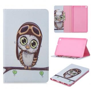 Für Samsung Galaxy Tab A 8.0 2019 T290 Motiv 11 Tablet Tasche Kunst Leder Etuis