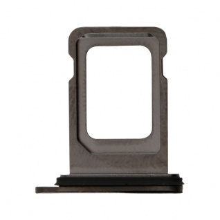 Für Apple iPhone 11 Pro Max Simkarten Halter Card Tray Grau SD Card Ersatzteil