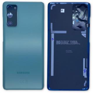 Samsung Akku Deckel Batterie Cover Galaxy S20 FE GH82-24263D Cloud Mint / Grün