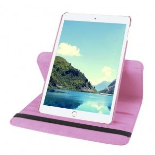 Schutzhülle 360 Grad Rosa Tasche für Apple iPad Pro 9.7 Zoll Hülle Case Etui Neu