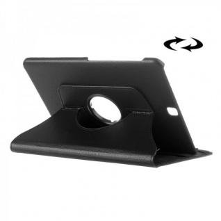 Schutzhülle 360 Grad Schwarz Tasche für Samsung Galaxy Tab S2 9.7 T810 T815N Neu
