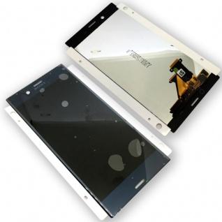 Sony Display LCD Komplett für Xperia XZ F8831 Blau Ersatzteil Reparatur Einheit