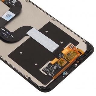 Für Xiaomi Mi A2 / Mi 6X Display Full LCD Touch mit Rahmen Reparatur Schwarz Neu - Vorschau 5