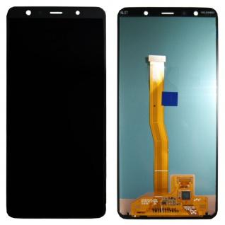 Samsung Display LCD Kompletteinheit für Galaxy A7 A750F GH96-12078A Schwarz 2018 - Vorschau 2