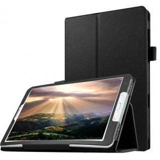 Schutzhülle Schwarz Tasche für Samsung Galaxy Tab E 8.0 T377V T375 Hülle Neu