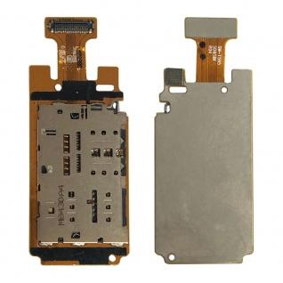 Sim Karten Flex Kabel für Samsung Galaxy Tab A 10.5 T590 Card Slot Cable Ersatz