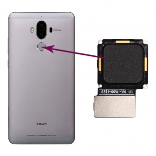 Finger Fingerabdruck Sensor für Huawei Mate 9 Flex Flexkabel Home Enter Taste