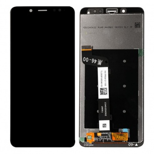 Für Xiaomi Redmi Note 5 Reparatur Full Display LCD Einheit Touch Schwarz Neu Top