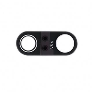 Für Huawei P20 Pro Reparatur Kameraglas Glas Gehäuse inklusive Kleber Schwarz