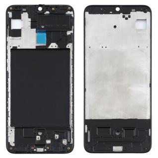 Front Housing LCD Rahmen für Samsung Galaxy A70 Schwarz Bezel Ersatzteil Zubehör