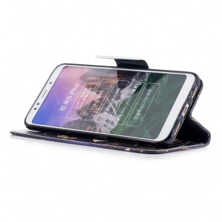 Für Huawei Mate 20 Lite Kunstleder Tasche Wallet Motiv 32 Schutz Hülle Case Cover Etui - Vorschau 2