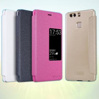 NILLKIN Window Smartcover für viele Handys Tasche Cover Case Schutz Hülle Neu