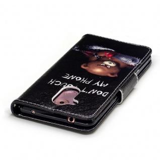 Schutzhülle Motiv 21 für Huawei Honor 6C / Enjoy 6S Tasche Hülle Case Cover Etui - Vorschau 2