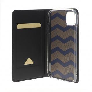 Flip Case Urban Lite Tasche Etui für Apple iPhone 11 Case Schutzhülle Schwarz - Vorschau 4