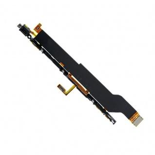 Für Sony Xperia XZ1 Power und Lautstärke Button Flex Kabel Reparatur Schalter