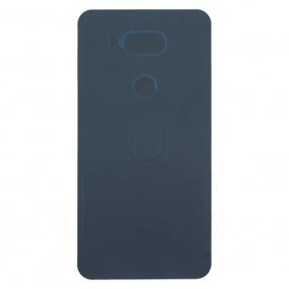 Batterie Akkudeckel Deckel Cover Kleber für LG V40 ThinQ Zubehör Ersatz Glue