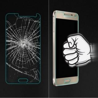 Premium 0, 3 mm Panzerfolie Schock Folie für Samsung Galaxy S2 i9100 Plus i9105P - Vorschau 4