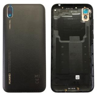 Huawei Akkudeckel Akku Deckel Batterie Cover Schwarz für Y5 2019 97070WFS Ersatz